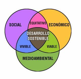 Infografia Sobre Lo Que Es El Desarrollo Sostenible Pie Chart Chart