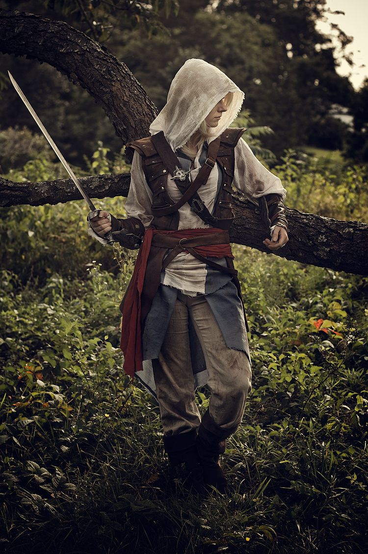 Assassin S Creed Black Flag Cosplay By Alexa Karii