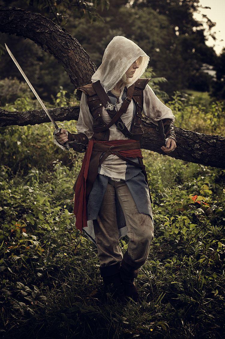 Assassin S Creed Black Flag Cosplay By Alexa Karii Assassins