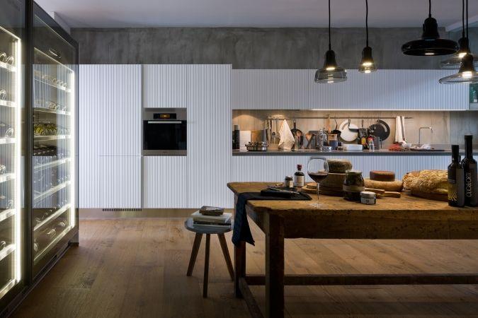 Composizione cucina gamma arclinea dreamy kitchens