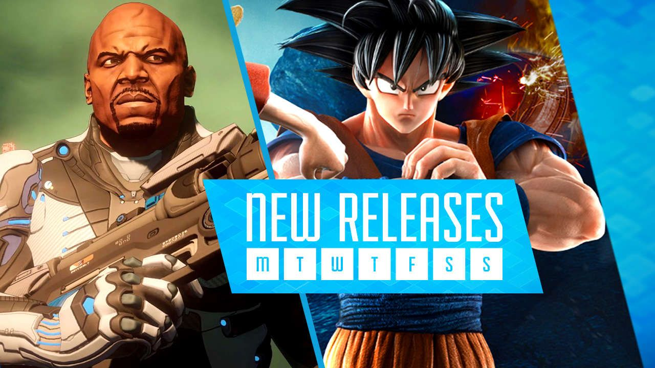 Gamespot top new game releases on nintendo switch ps4