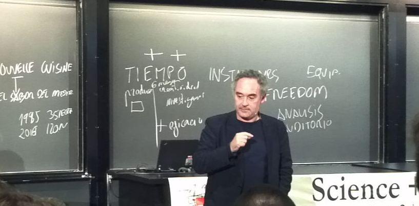 La cocina de Ferran Adriá llega al museo de Maastrich - http://www.absolutholanda.com/la-cocina-ferran-adria-llega-al-museo-maastrich/
