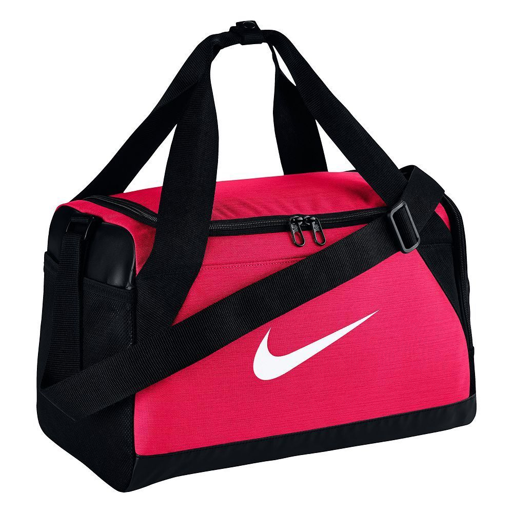 bd6c2f42460 Nike Brasilia 7 Extra Small Duffel Bag, Red   Duffel bag and Products