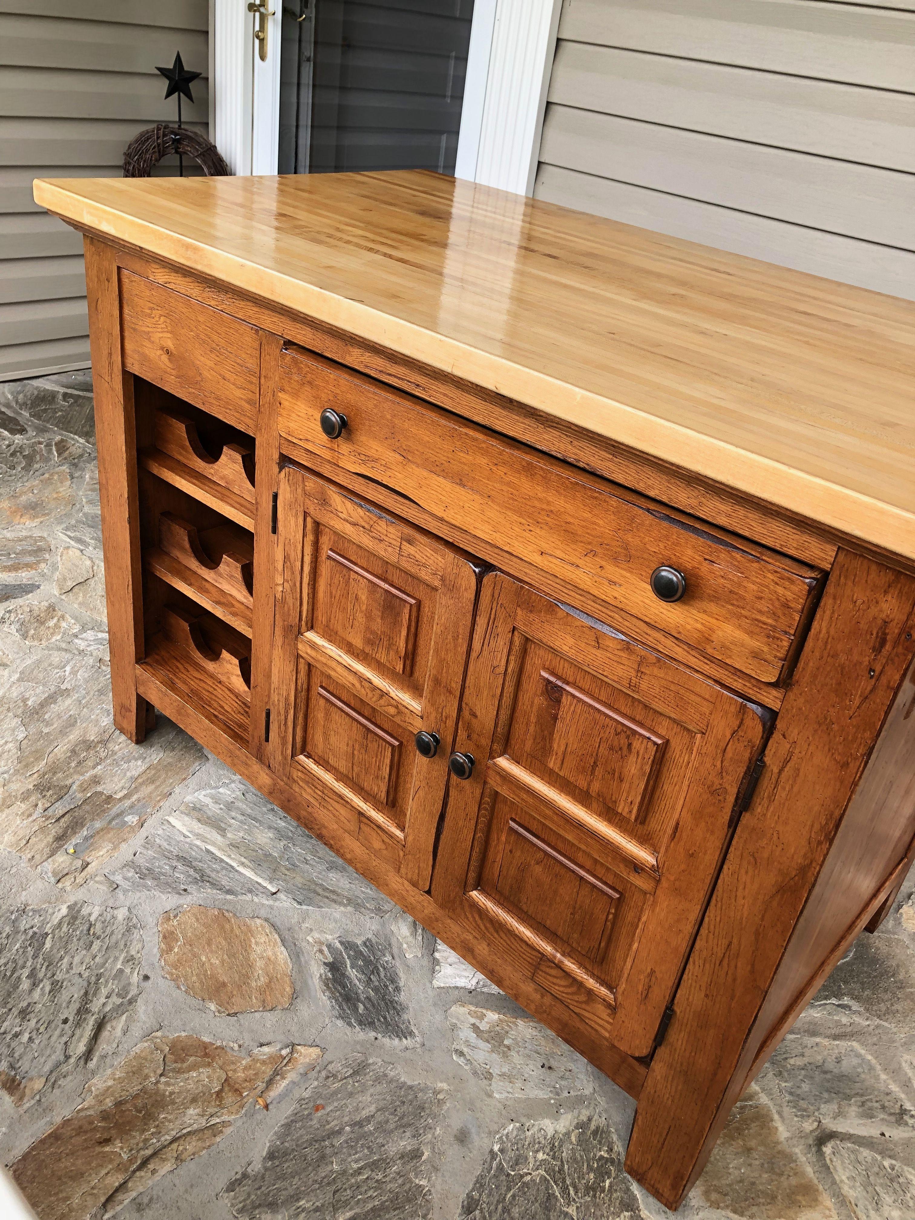 Broyhill Attic Heirlooms Oak Island Update Cabinets Broyhill Home Decor