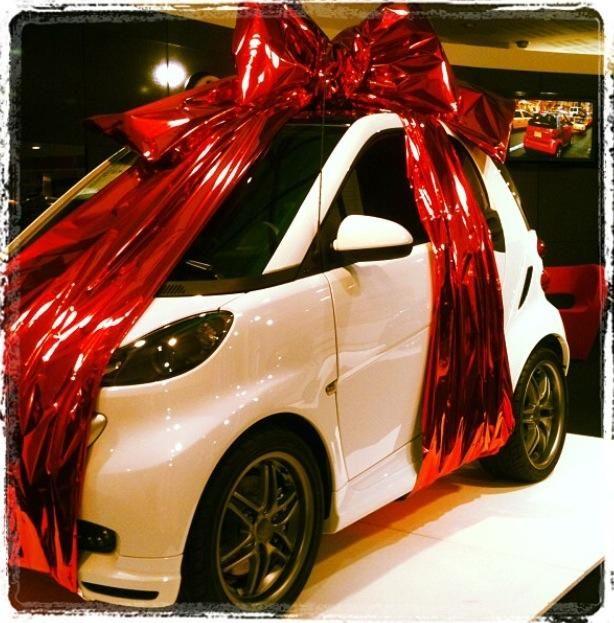 Smart Fortwo  christmas present/gift