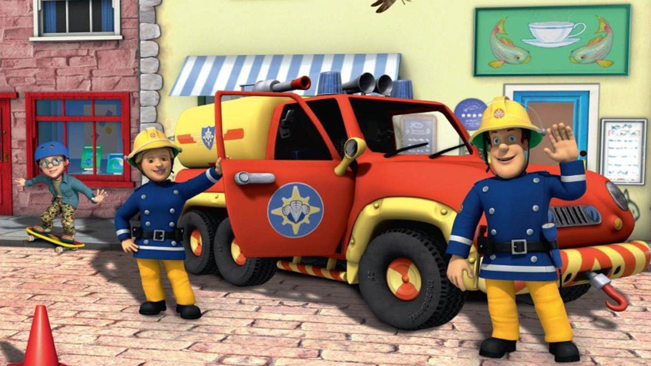 Sam le pompier film complet en francais dessin anim nouveaut 2015 s pompiers pinterest - Sam le pompier dessin anime en francais ...