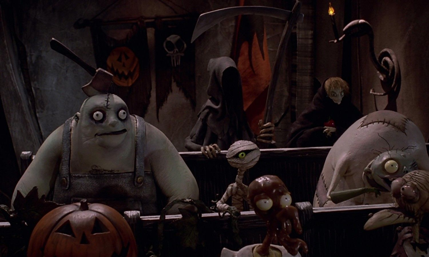 The Nightmare Before Christmas Review | halloween 2014 | Pinterest ...