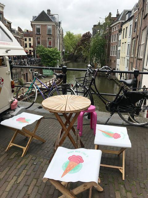Ein Tag in Utrecht - Grachten, Architektur und Pommes - Ein Tages Trip in die Niederländische Stadt. Jetzt auf meinem Blog !