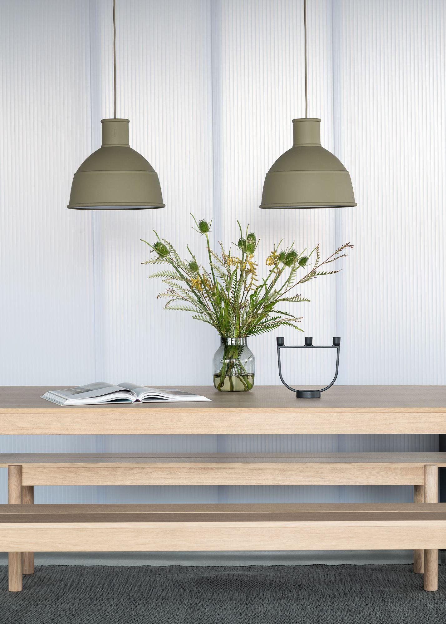 Playful And Modern Scandinavian Lighting Interior Inspiration For Dining Room Decor From Muuto A Quirky Scandinavian Lighting Scandi Dining Room Pendant Lamp