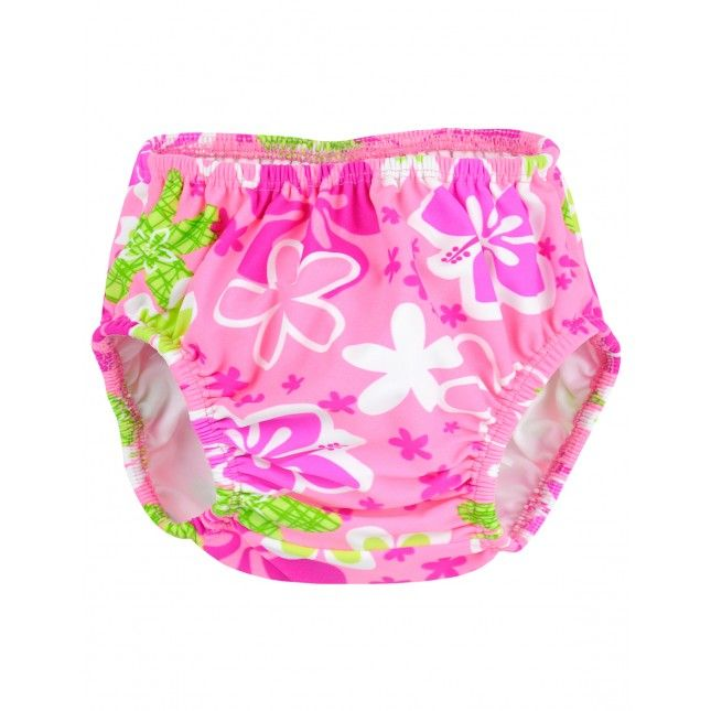 Sun Protection Swimsuit UPF 50 Tuga Girls Reusable Swim Diapers