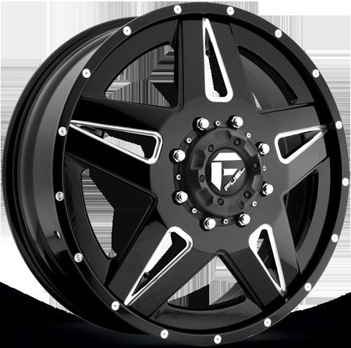 Chevy 2500hd Wheels