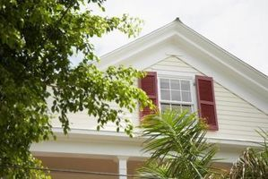 How To Attach Shutters Stucco Homes Vinyl