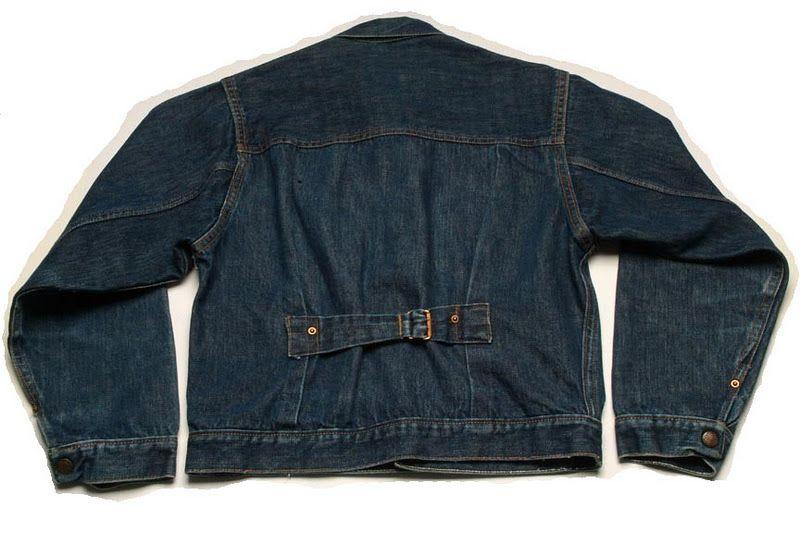 vintage workwear: VINTAGE MONTGOMERY WARD 101 BUCKLE BACK