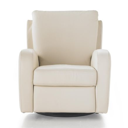 Natuzzi Editions Diego Swivel Rocker Nursery Ideas