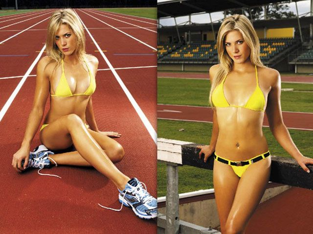 The 20 Hottest Athletes of the London Olympics