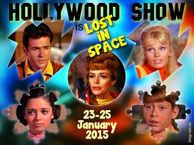lost in space 50th anniversary reunion
