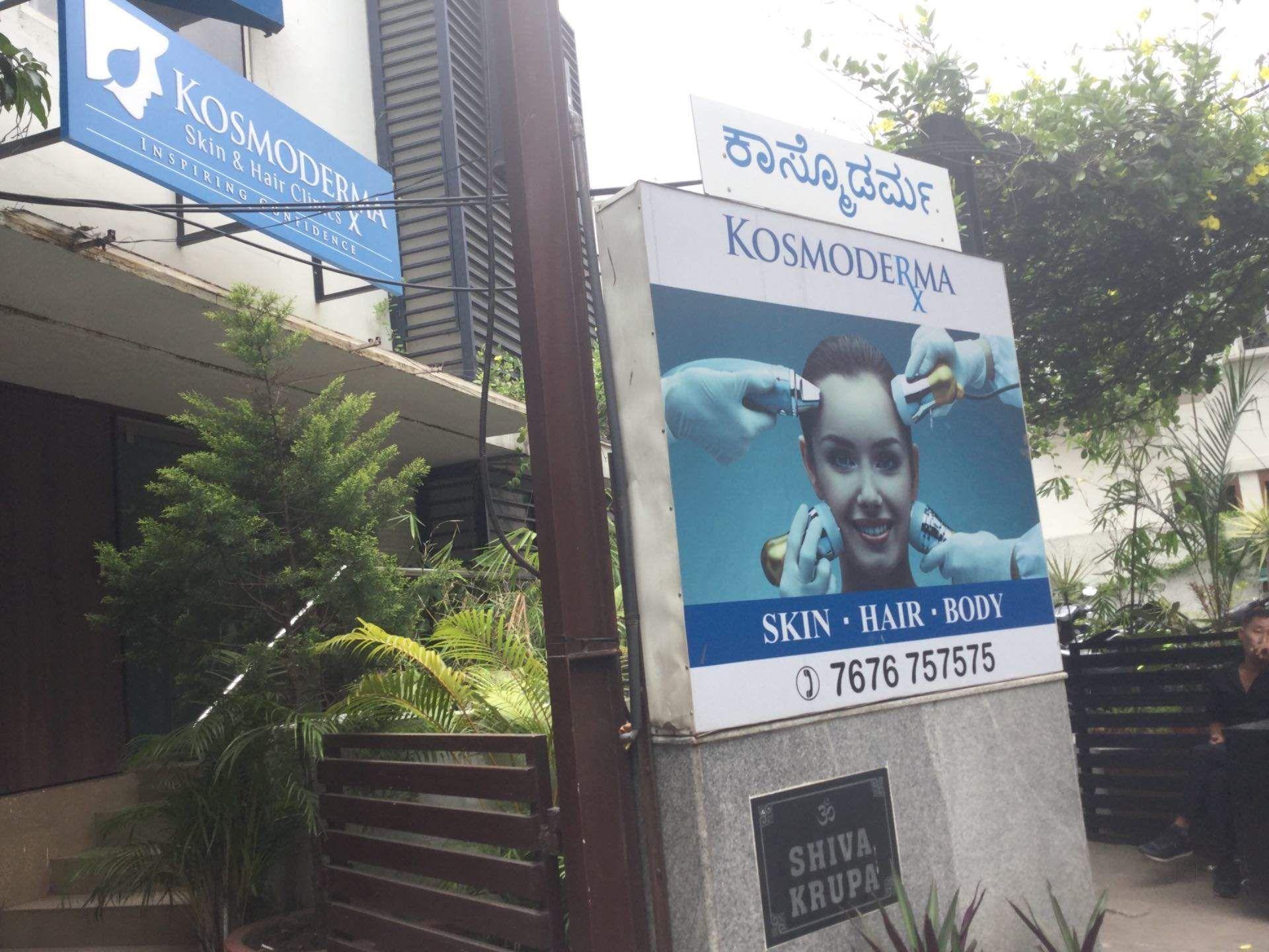 Kosmoderma Bangalore Skin And Hair Clinic Hair Clinic Bangalore
