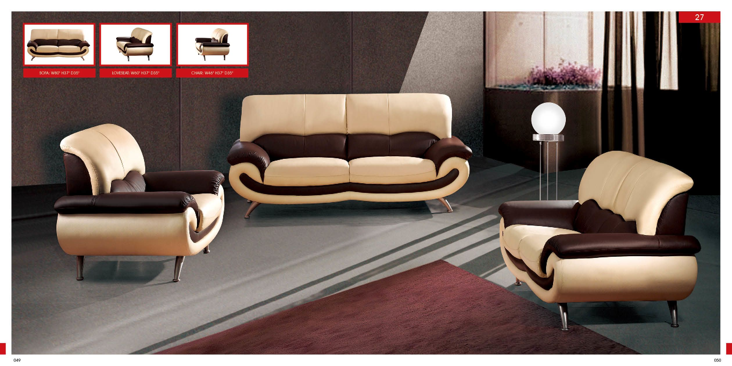 Awesome Modern living room furniture sets stylish ...