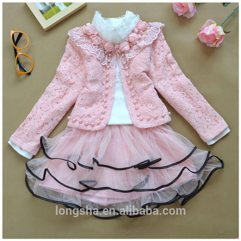 cb0c81d54a1d8b conjunto infantil outono inverno - Pesquisa Google | vestidos ...