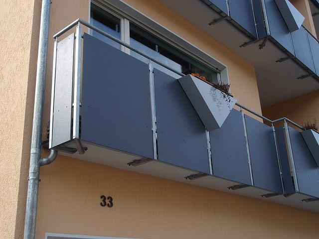 Balcony Board