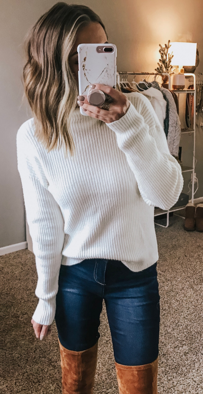 Affordable Fall & Winter Outfits from Nordstrom #winteroutfits