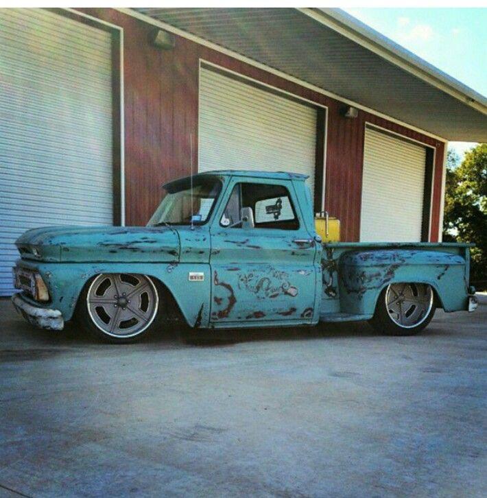 Love my old trucks