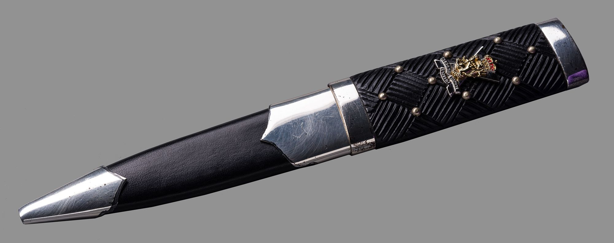 Royal Regiment of Scotland (SCOTS) Sgian Dubh produced by