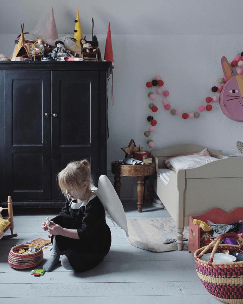 Schrank fürs Kinderzimmer