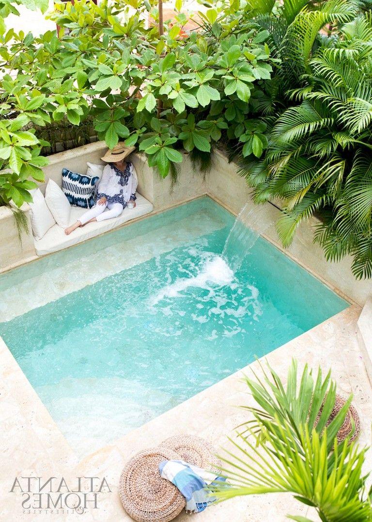 82 Swimming Pool Ideas Small Backyard Piscine Et Jardin