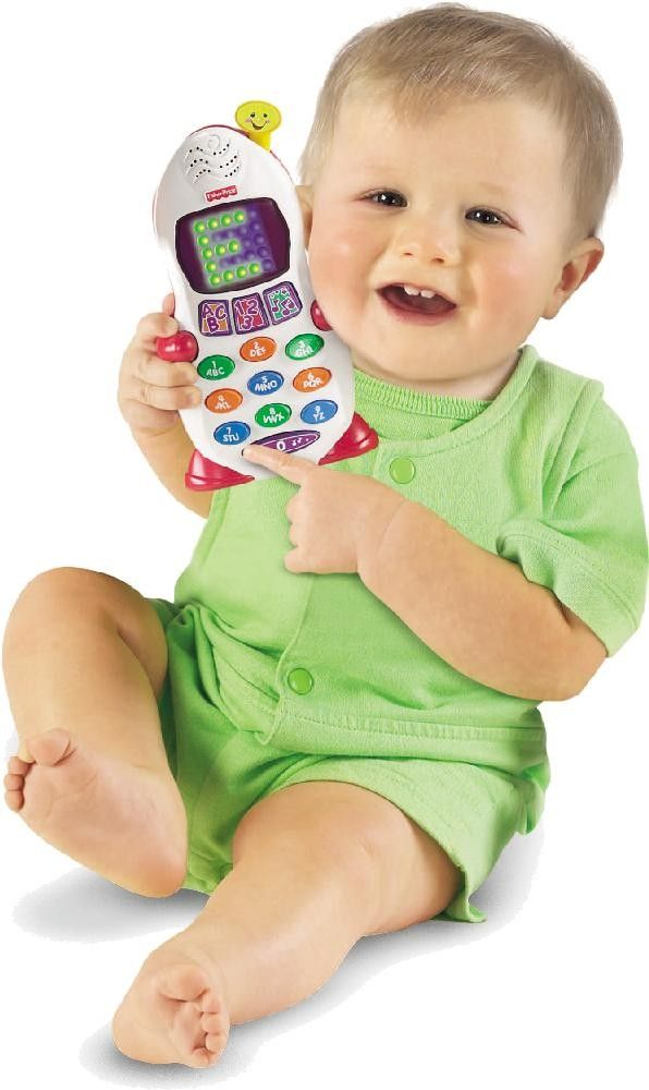 Fisher Price Laugh & Learn Learning Phone | Toys for 1 ...