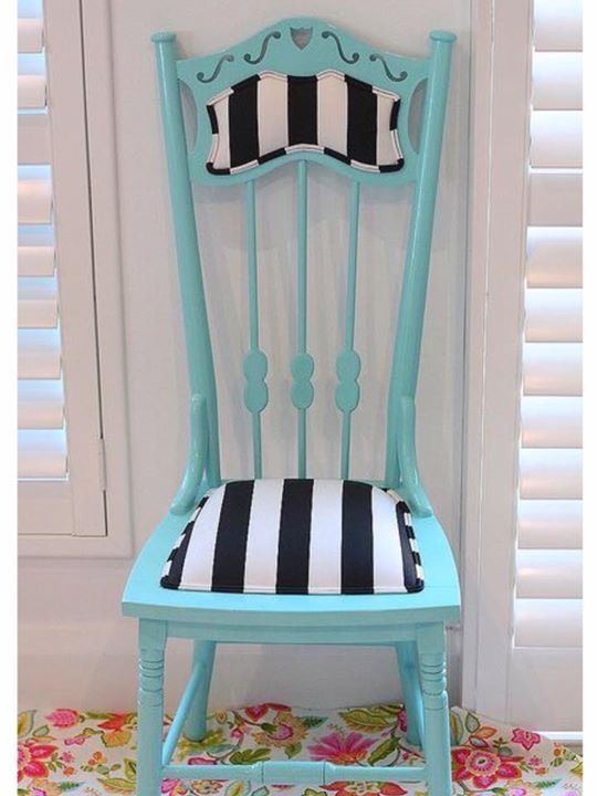 Painted Chairs, Whimsical Painted Furniture, Painted Wood, Vintage Chairs,  Painting Furniture, Gypsy Style, Furniture Ideas, Nice Furniture, ...