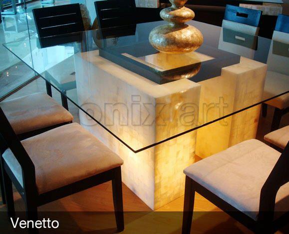 Dise o muebles en madera lamparas onix fabricante muebles - Disenos de comedores de madera ...