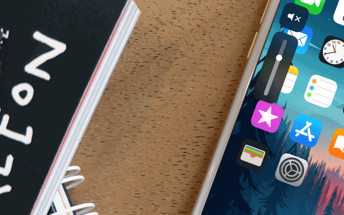 Melior Volume Hud Jailbreak Tweak For Ios 12 Colorful Backgrounds Iphone Ios 10