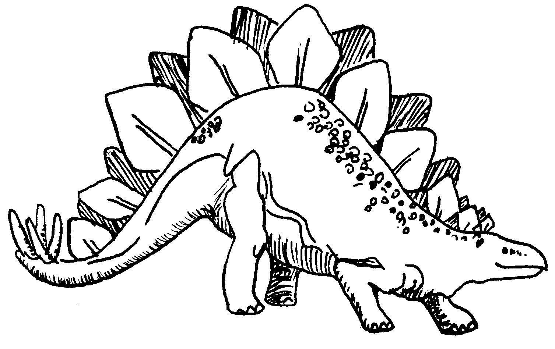 Veja mais desenhos para pintar de dinossauros | desenhos | Pinterest ...