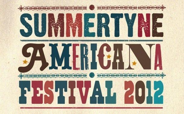 SummerTyne Americana Festival 2012 at The Sage Gateshead