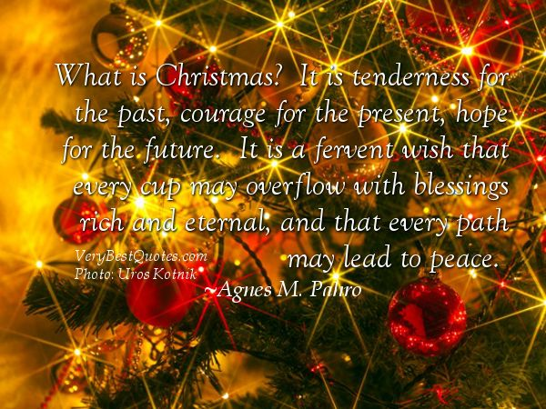 Inspirational Christmas Quotes: Quotes About Christmas Hope - Google Search