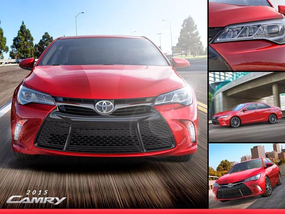 The Stunning New 2015 Camry Camry 2015 2015 Toyota Camry 2015 Toyota