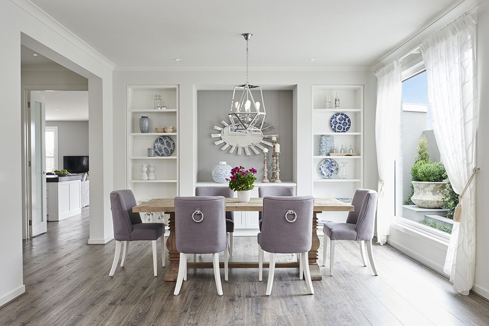 Dining Room  Dining Rooms  Pinterest  Room Dining Nook And Dining Classy Pictures Of Decorated Dining Rooms Review