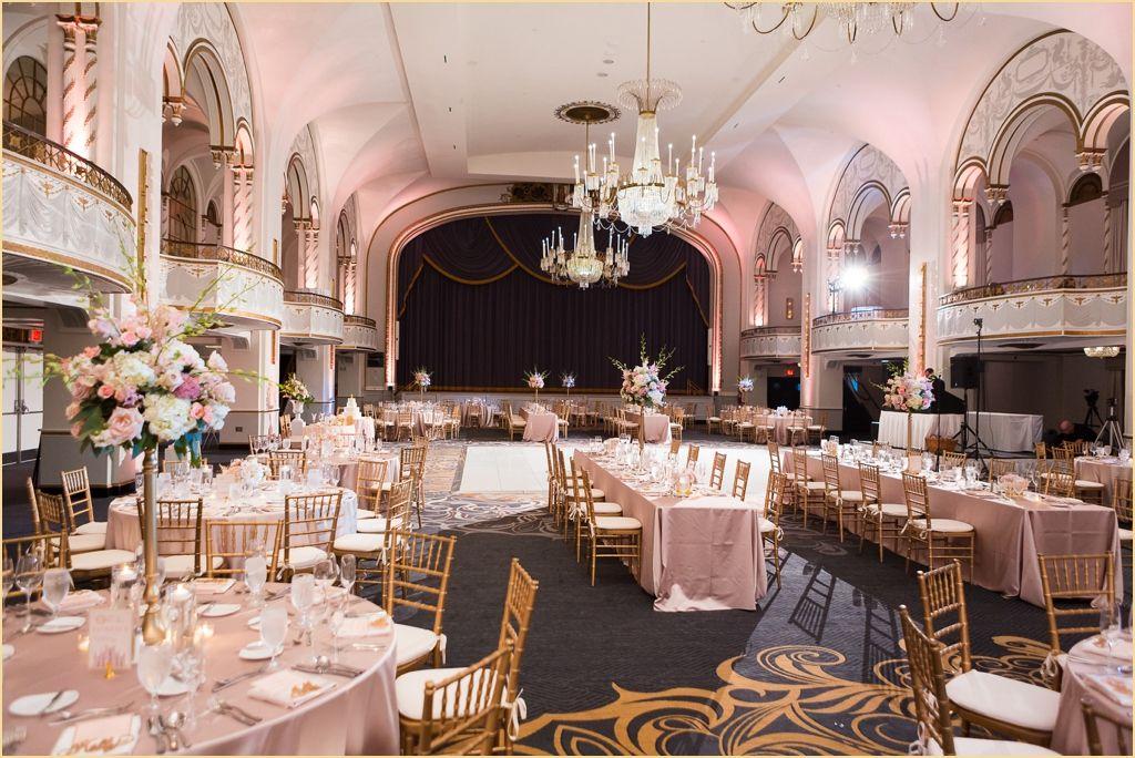 A summer Boston Park Plaza Hotel wedding in Boston MA
