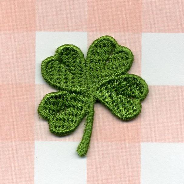 7 Sizes Patrick/'s Day Shamrock Bow Mini Machine Embroidery Design St