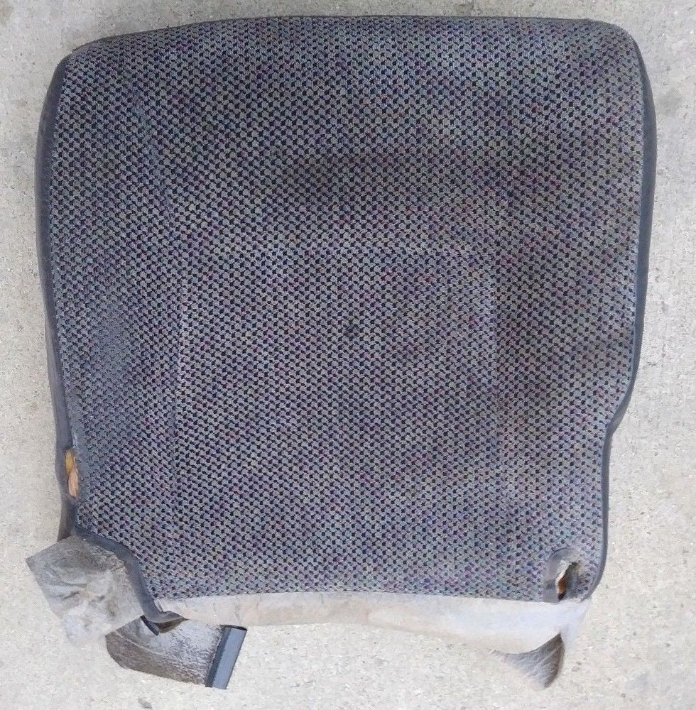 2007-2014 Cadillac Escalade Front Driver Bottom Replacement Seat Foam Cushion