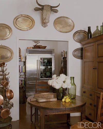 Manhattan Apartment Kitchen Design: New York Apartment: Worldly Viewpoint
