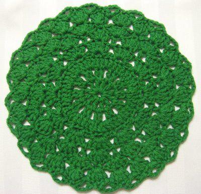 doily rug pattern | patterns | Pinterest