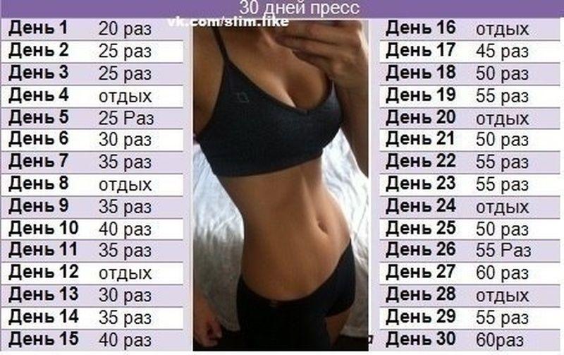 Пресс Упражнения Для Похудения.