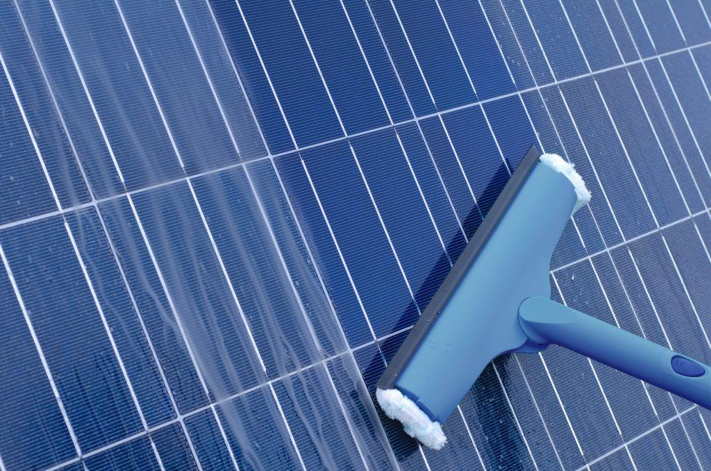 How To Clean Solar Panels Solar panels, Solar energy