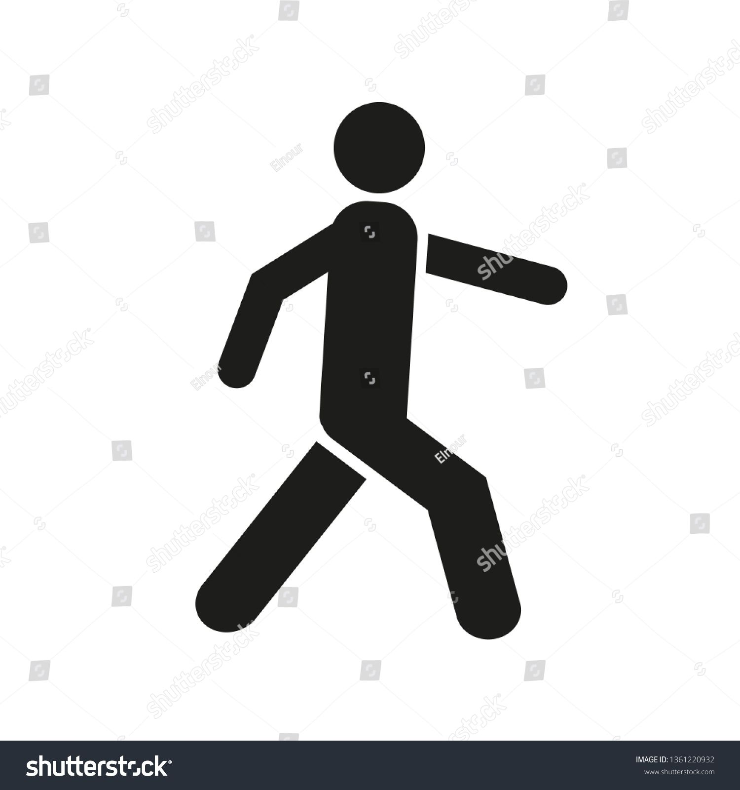 man walk icon walking man vector icon people walk sign illustration pedestrian vector sign symbol on white background sponsore in 2020 man vector walking man icon man walk icon walking man vector icon