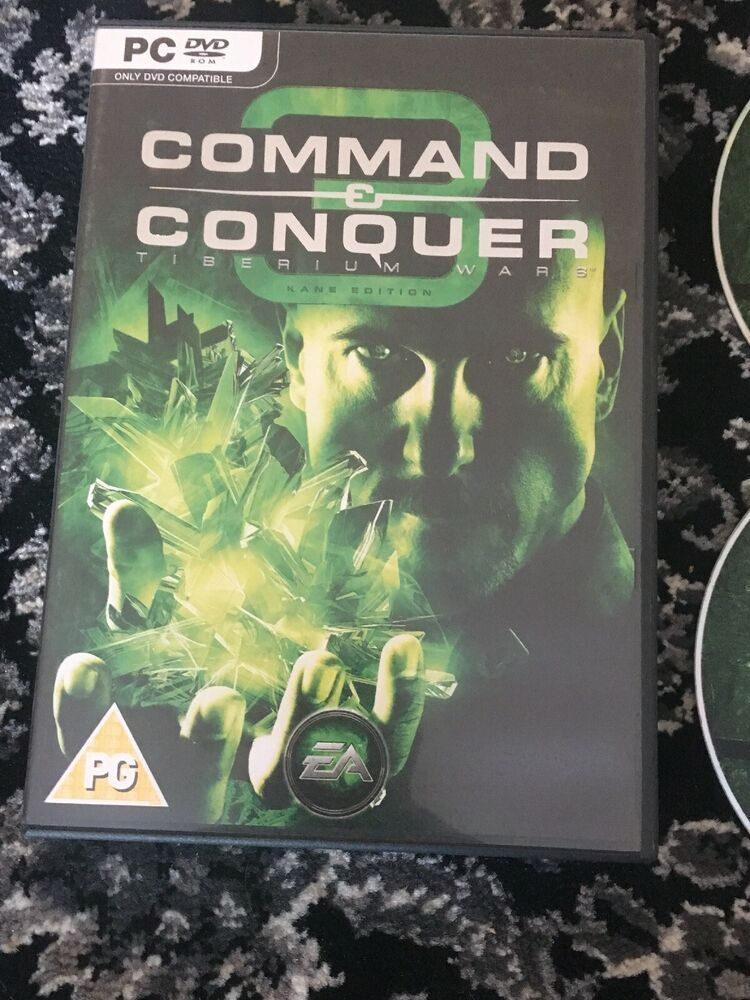 Command And Conquer Manual