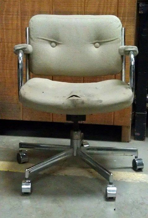 Your Chair Hates Work As Much As You Do Things With Faces Chair