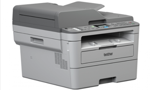 Brother Mfc B7715dw Driver Offers Quick Print Accelerate To 34ppm With First Page Out In Under 8 5 Seconds Programmed Brother Mfc Quick Print Printer Driver