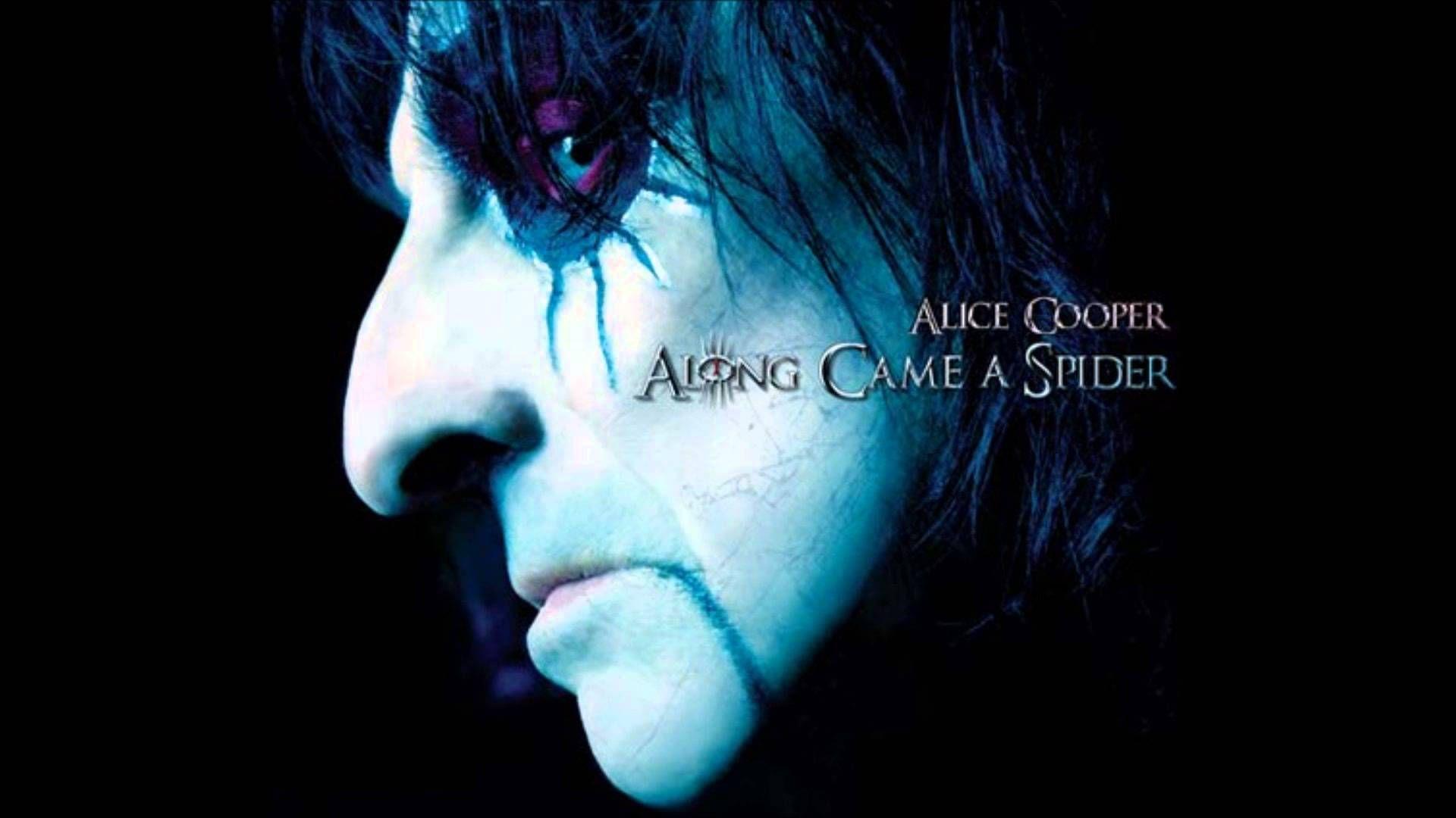 Alice Cooper - Killed By Love Lyrics